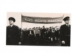 Burntollet March